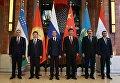 Встреча глав правительств государств - членов Шанхайской организации сотрудничества. 16 декабря 2015