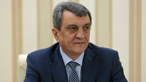 Губернатор Севастополя Сергей Меняйло. Архивное фото.