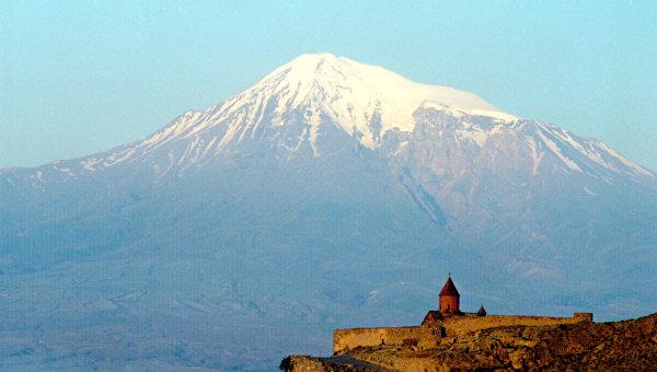 Гора Арарат. Архив