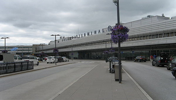 Стокгольмский аэропорт Арланда. Архивное фото