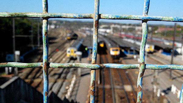 Бельгийская железная дорога, архивное фото