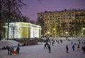 Москвичи отдыхают в дни новогодних праздников