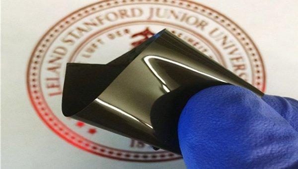 Пленка, защищающая аккумулятор от взрыва при перегреве