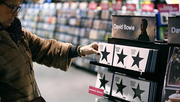 Последний альбом Blackstar Дэвида Боуи