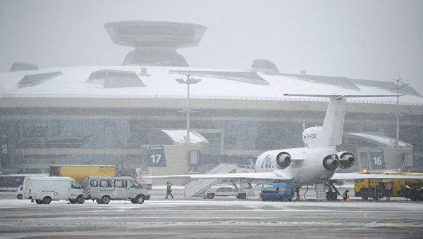 Терминал аэропорта Внуково. Архивное фото