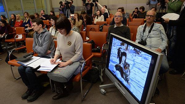 Пресс-конференция фестиваля Первозданная Россия