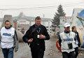 Заместитель председателя специальной мониторинговой миссии ОБСЕ на Украине Александр Хуг