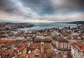 Вид на Женеву, Швейцария