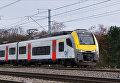 Пригородный поезд, Бельгия