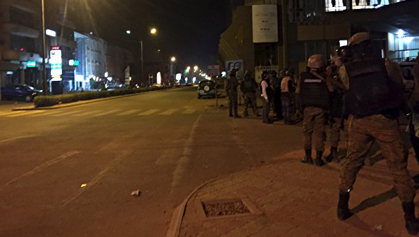 Ситуация в Уагудугу. 15 января 2016 года
