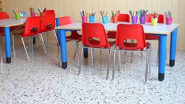 Детский сад. Архивное фото