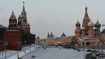 Красная площадь. Архивное фото