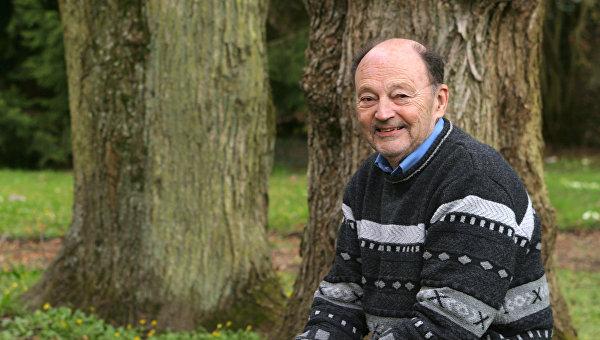 Французский писатель Мишель Турнье