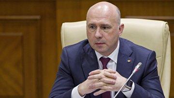Премьер-министр Молдавии Павел Филип. Архивное фото