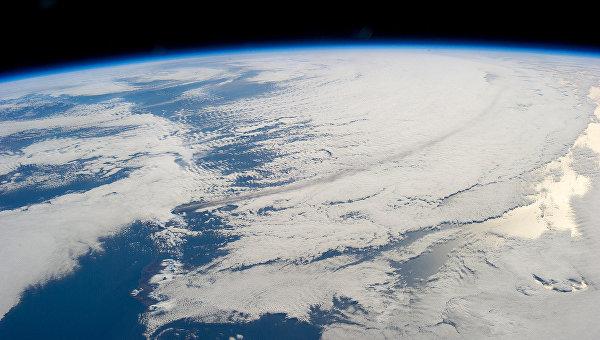 Планета Земля. Архивное фото