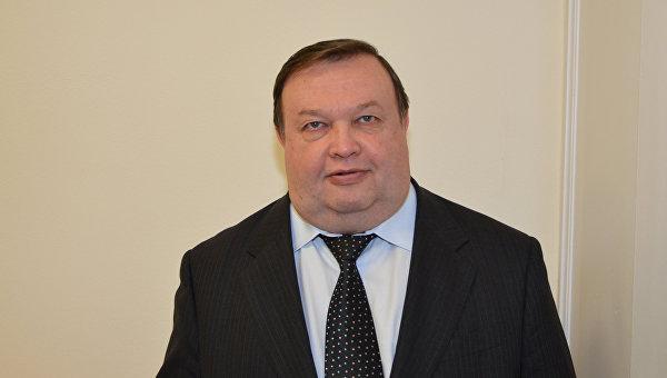 Пресс-секретарь посольства РФ в ФРГ Сергей Беляев