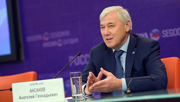 Председатель Комитета Госдумы РФ по экономической политике, инновационному развитию и предпринимательству Анатолий Аксаков. Архивное фото