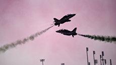 Авиавыставка Bahrain International Airshow-2016 в Бахрейне