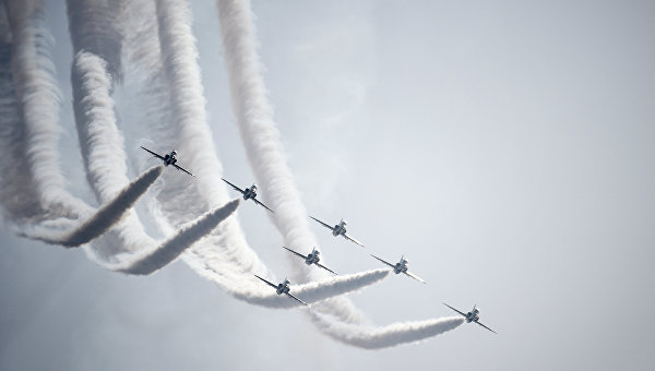 Авиавыставка Bahrain International Airshow-2016 в Бахрейне
