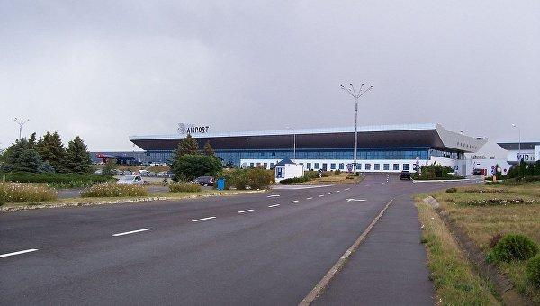 Аэропорта Кишинёва. Архивное фото