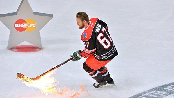 Хоккей. Матч Звезд КХЛ - 2016. Архивное фото