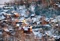Вид на город Плёс