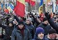 Протестные акции оппозиции в Кишиневе