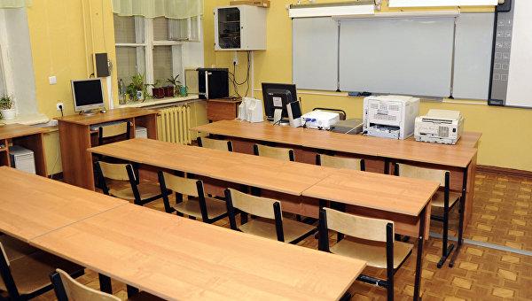 Карантин в школе. Архив