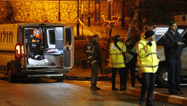 Израильские силы безопасности. Архивное фото