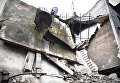 Ситуация в городе Хомс, Сирия. Январь 2016