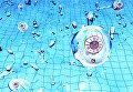 """Так художник представил себе сверхтяжелые частицы, игравшие роль """"часов"""" во время Большого Взрыва"""