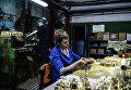 В цехе по производству церковной утвари и сувенирной продукции на предпирятии OOO Новгородское литье