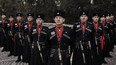 Черкесская гвардия короля Иордании