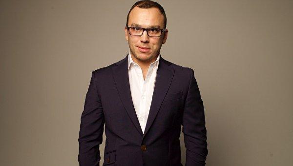 Директор исполнительной дирекции Московского международного салона образования Максим Казарновский