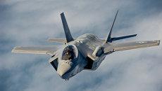 Американский истребитель F-35. Архивное фото