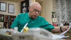 Кардиохирург Лео Бокерия. Архивное фото