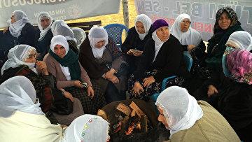 В турецком Диярбакыре сотни женщин выступили против столкновений между турецкой армией и курдами. Архивное фото