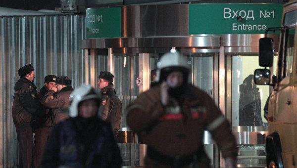 Взрыв в аэропорту Домодедово. Архивное фото