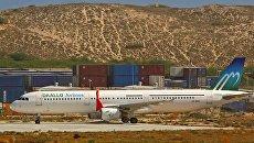 Самолет авиакомпании Daallo Airlines на борту которого произошел взрыв, совершил экстренную посадку в столице Сомали. 3 февраля 2016 года