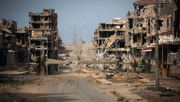 Ливия. Архивное фото