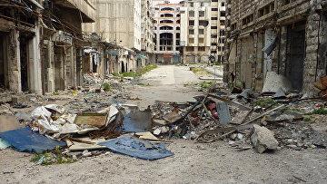 Хомс. Сирия