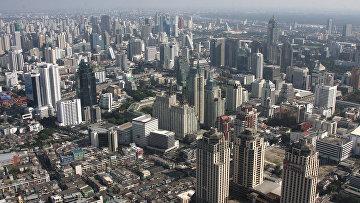 Вид на Бангкок. Архивное фото