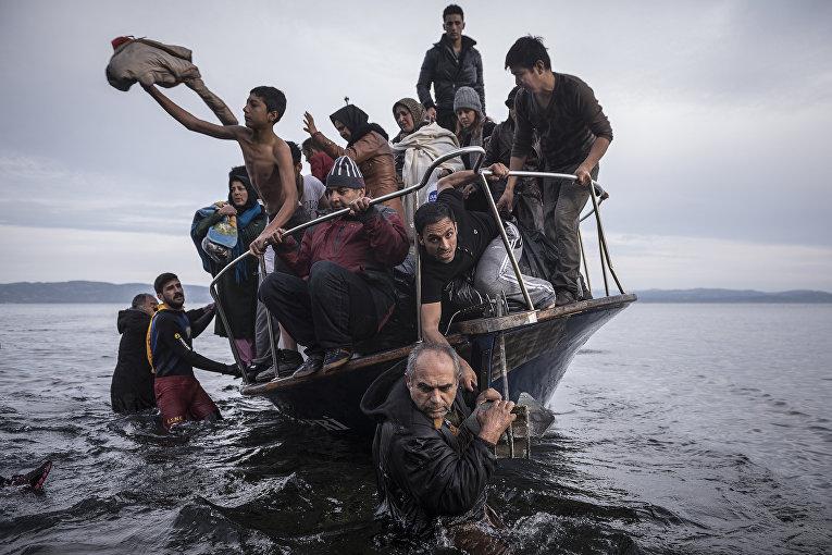 Миграционный кризис в Европе. 16 ноября 2015. Сергей Пономарев