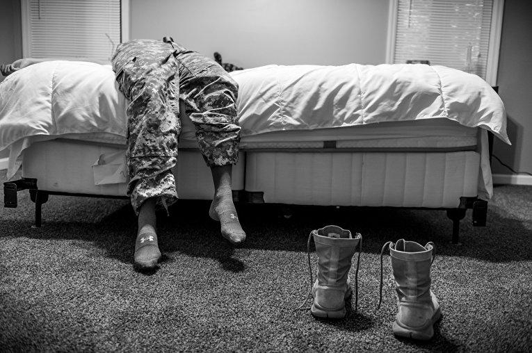 Сексуальное насилие в американской армии. 21 марта 2014. Мэри Ф. Калверт