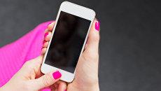 Мобильный телефон. Архивное фото