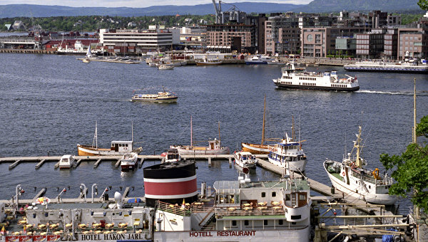 Осло. Норвегия. Архивное фото