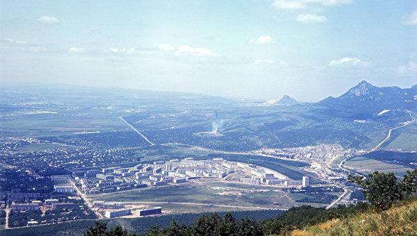 Гора Бештау. Архивное фото