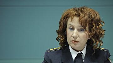 Начальник Госадмтехнадзора Московской области Татьяна Витушева