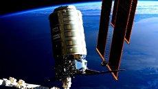 Автоматический грузовой космический корабль Cygnus. Архивное фото