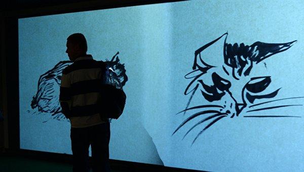 Выставка анималистики Анатолия Зверева - Волшебная клетка. А не пойти ли нам в зоопарк?